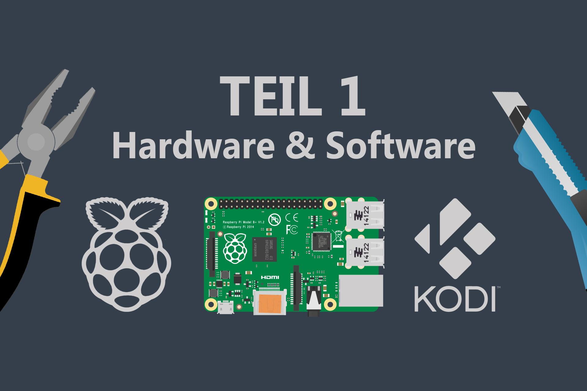 LibreELEC (Kodi) auf dem Raspberry Pi 3 installieren. Schritt für Schritt Anleitung