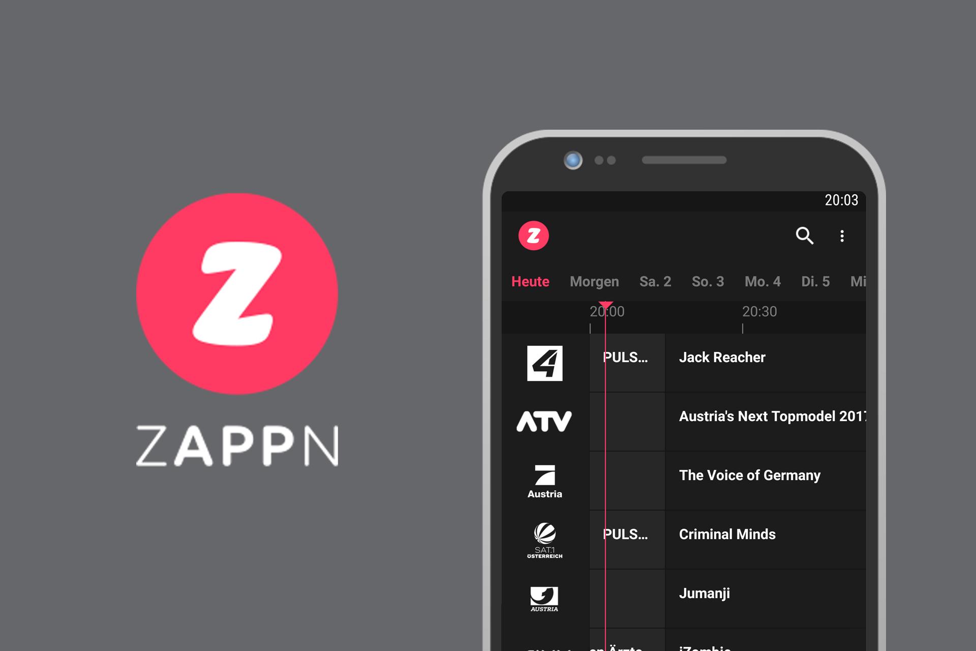 ZAPPN.tv Was ist ZAPNN