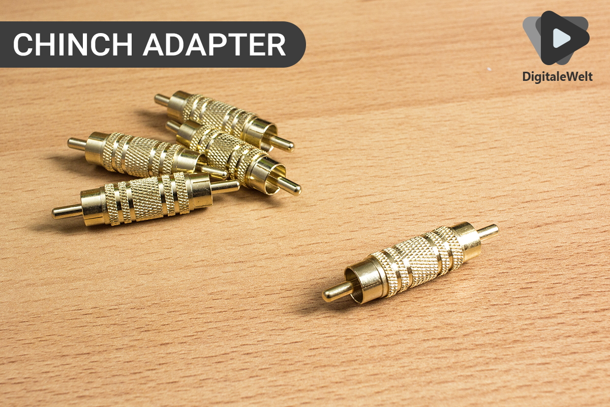 Ambilight Projekt - Chinch Adapter
