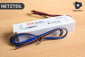 Ambilight Projekt - LED-Netzteil