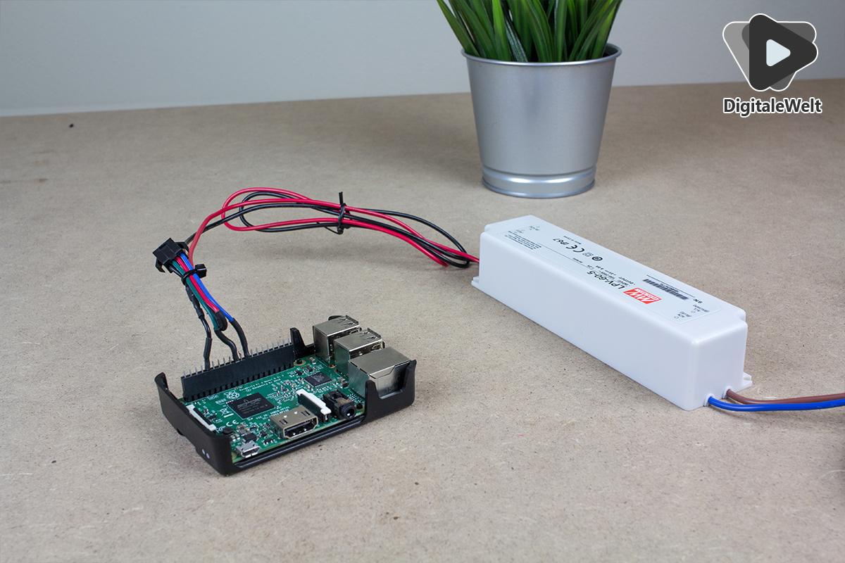 Ambilight Projekt - Adapter