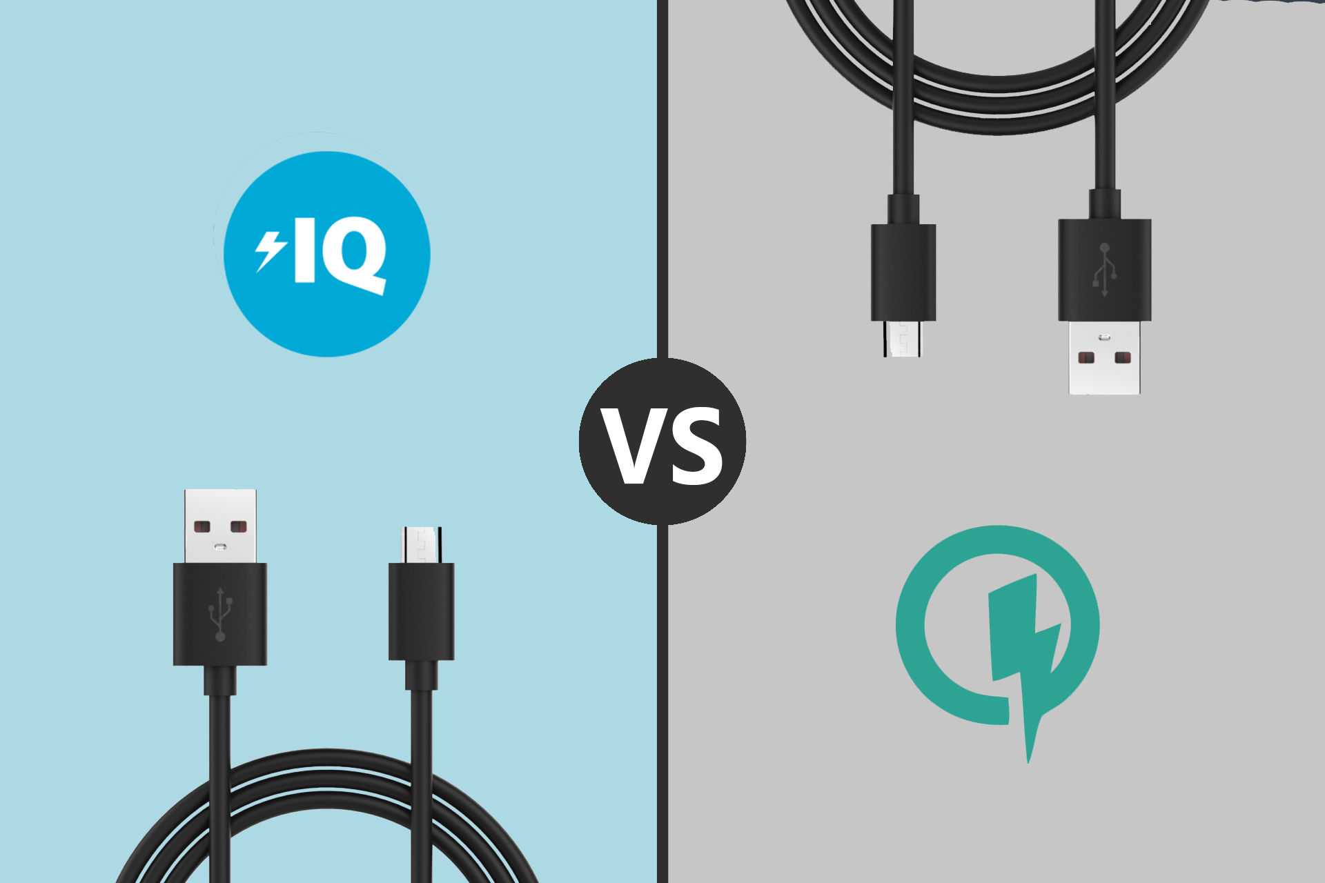 Power IQ Quick charge Unterschied - DigitaleWelt