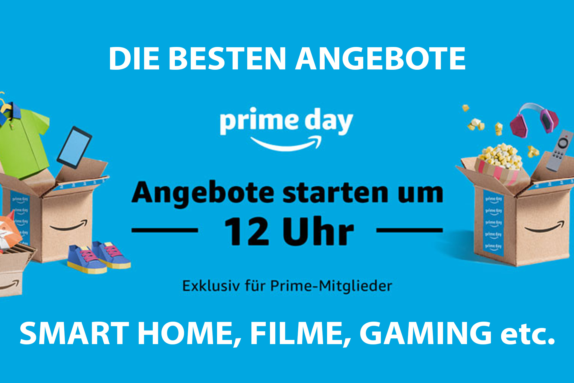 Amazon Prime Day 2018 - DigitaleWelt