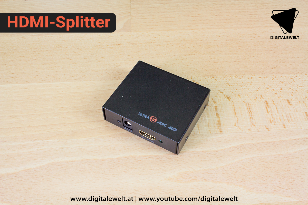 Raspberry Pi Ambilight Projekt - HDMI Splitter