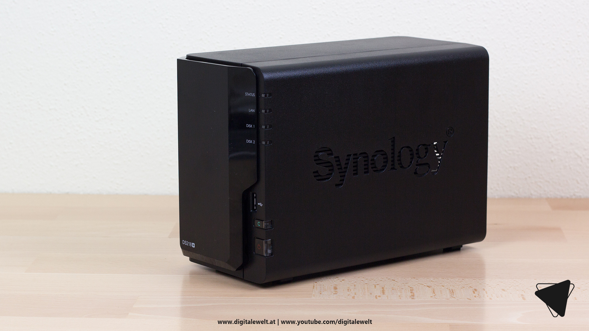 Synology DS218+ NAS - DiskStation