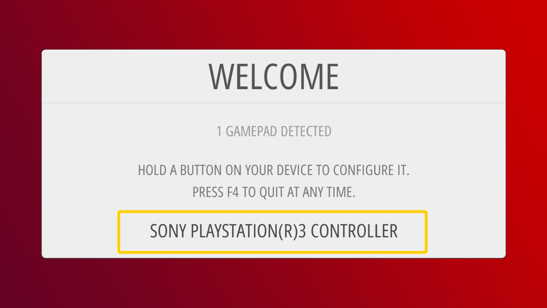 DigitaleWelt RetroPie Anleitung - Controller hinzufügen