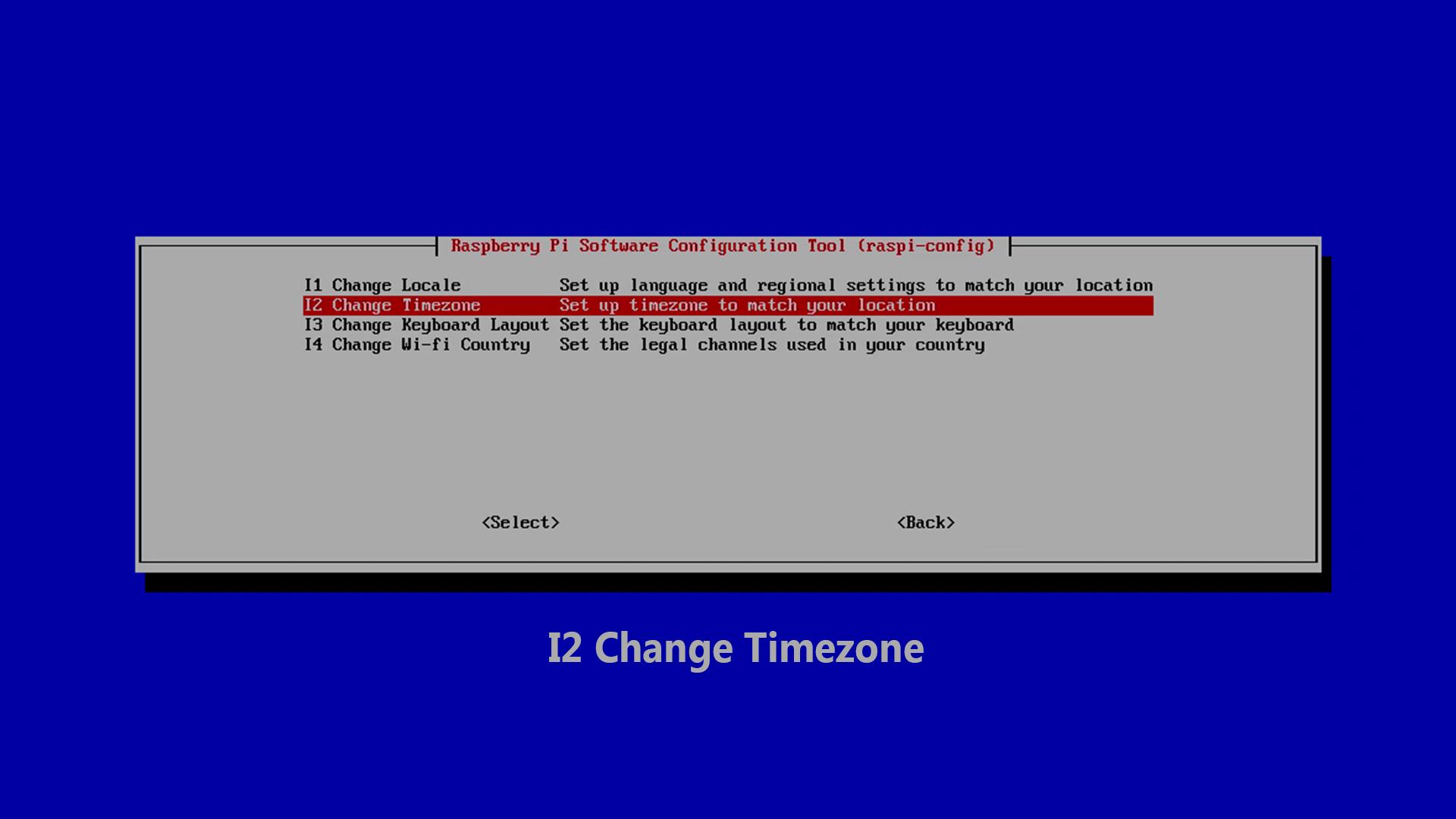 DigitaleWelt RetroPie Anleitung - I2 Change Timezone