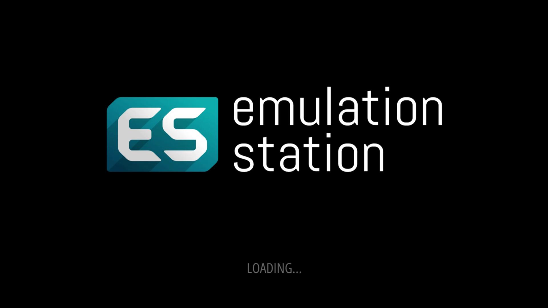 DigitaleWelt RetroPie Anleitung - emulation station loading