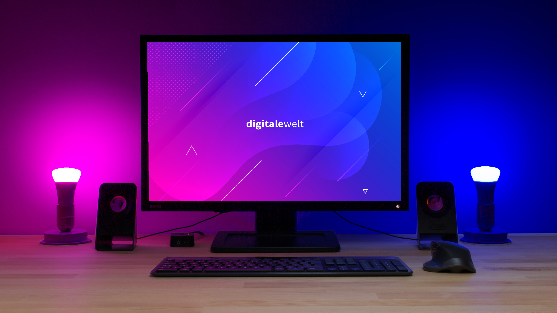 Philips HUE Sync - DigitaleWelt