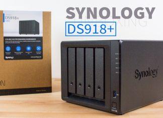 Synology DS918+ DigitaleWelt
