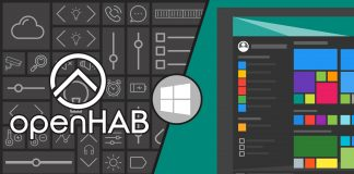 openHAB 2 Windows 10 - DigitaleWelt