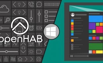 openHAB 2 Windows 10 - DigitaleWelt