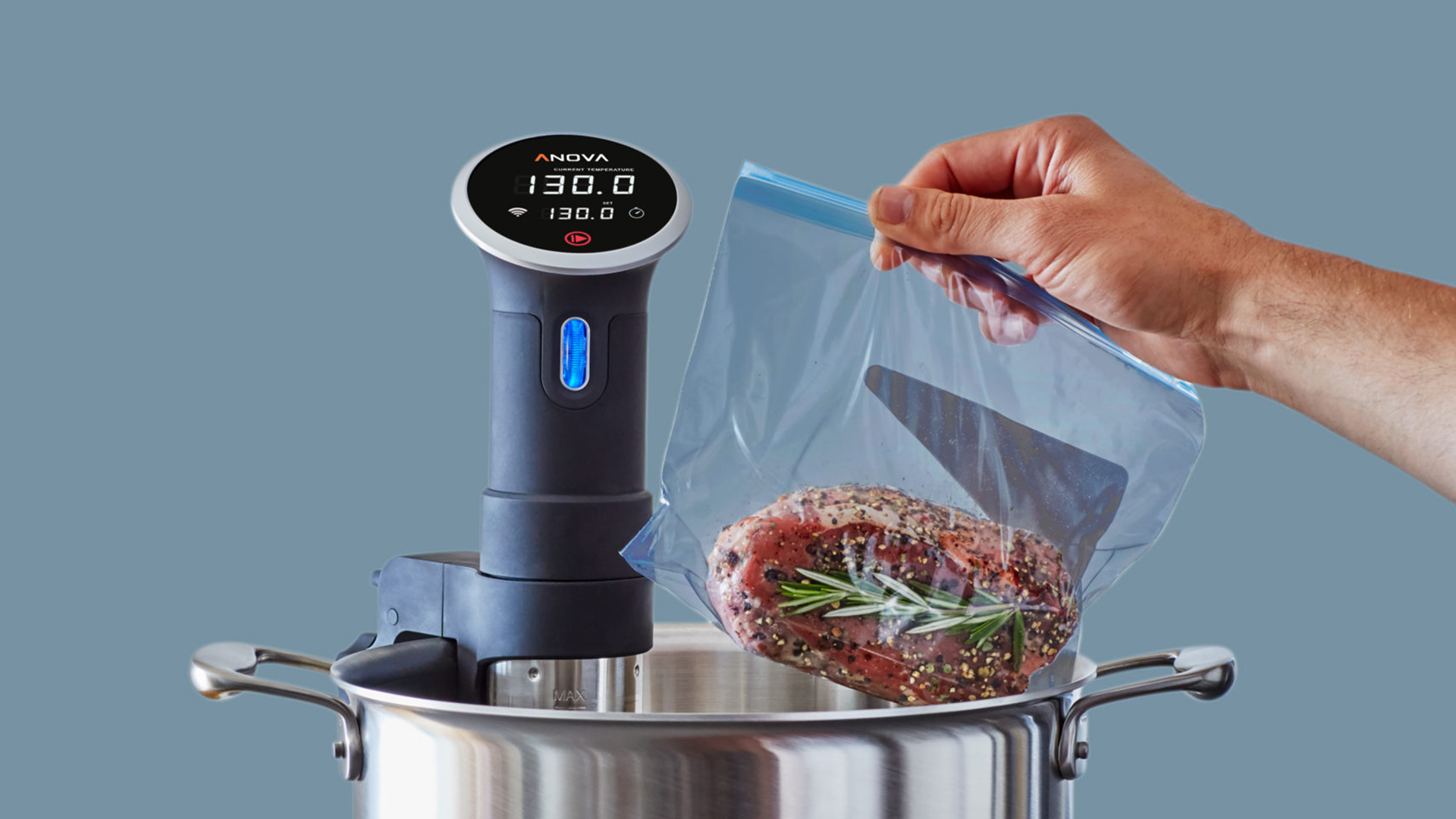Top 10 Smart Home Gadgets 2019 - Anova Culinary (DigitaleWelt)