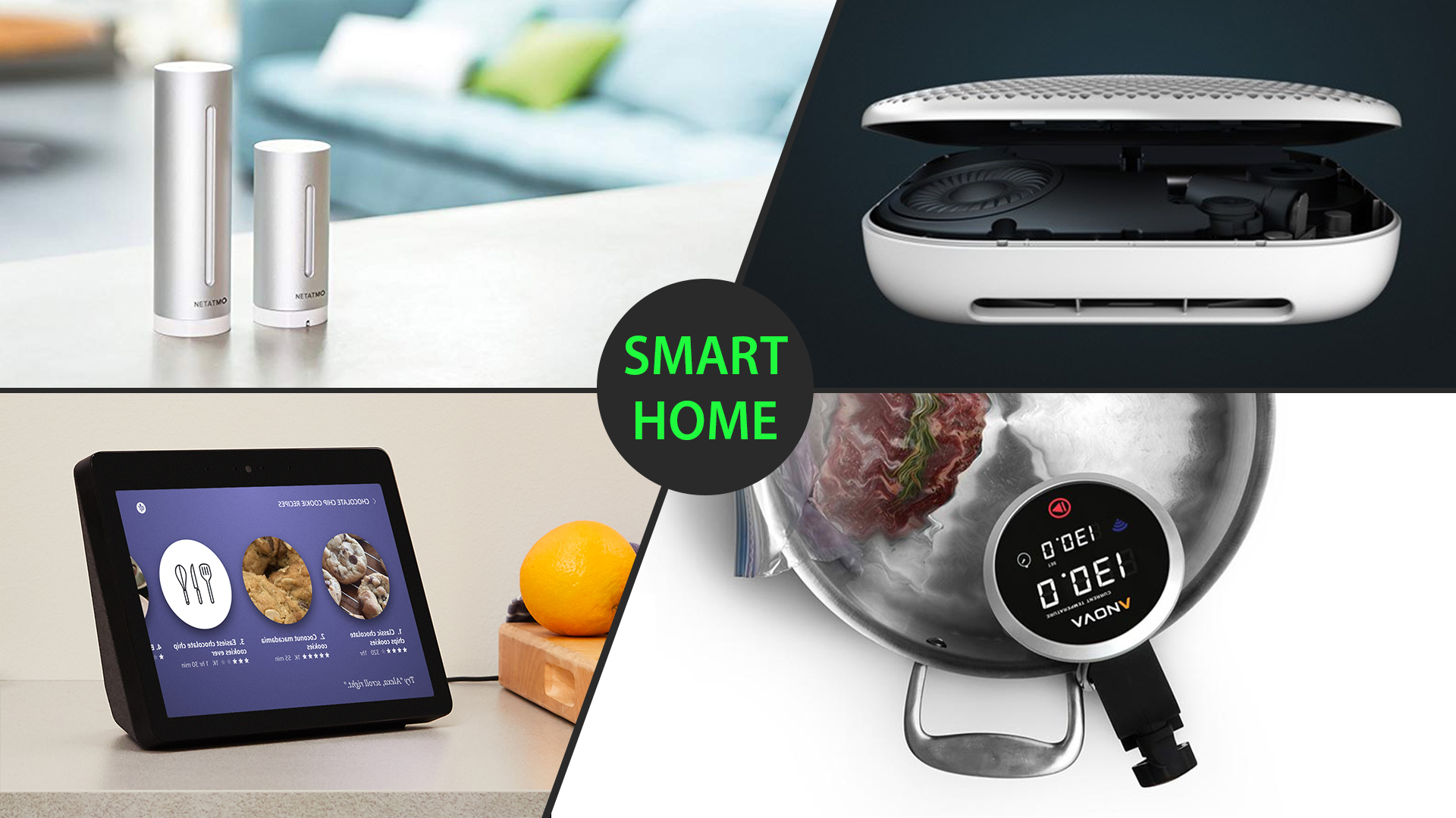 Top 10 Smart Home Gadgets 2019 Digitale Welt