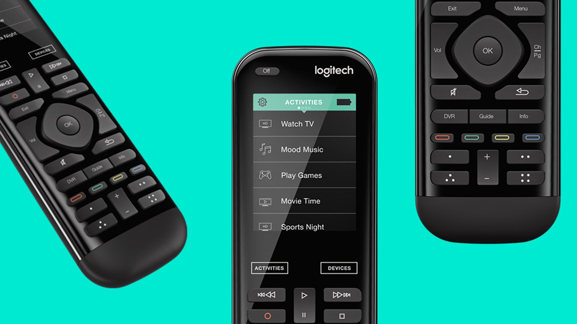 Top 10 Smart Home Gadgets 2019 - Logitech Harmony 950 (DigitaleWelt)
