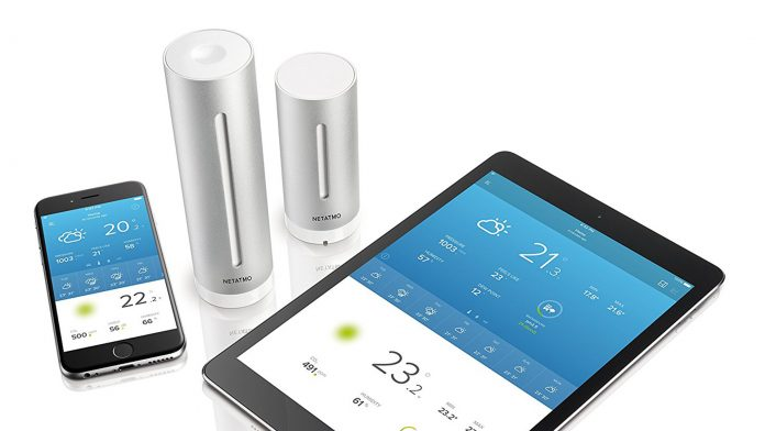 Top 10 Smart Home Gadgets 2019 - Netatmo Wetterstation (DigitaleWelt)