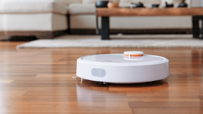 Top 10 Smart Home Gadgets 2019 - Xiaomi Roborock Saugroboter (DigitaleWelt)