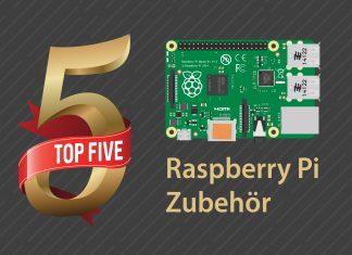 Top 5 Raspberry Pi Zubehör - DigitaleWelt