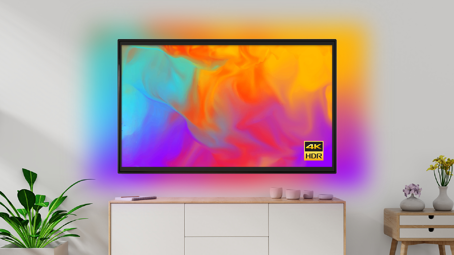 Ambilight 4k (UHD) HDR - DigitaleWelt.at
