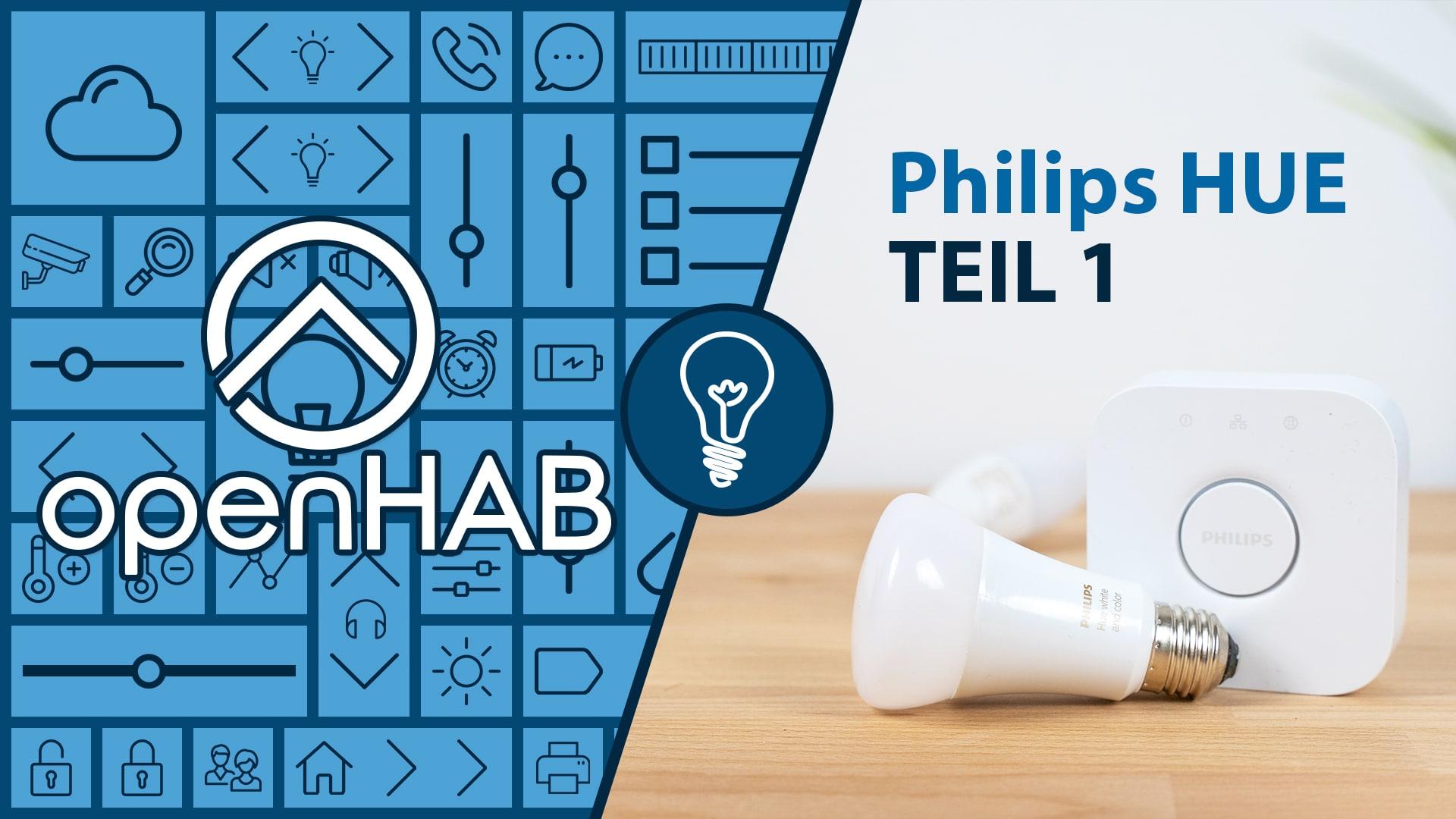 openHAB 2 Philips HUE