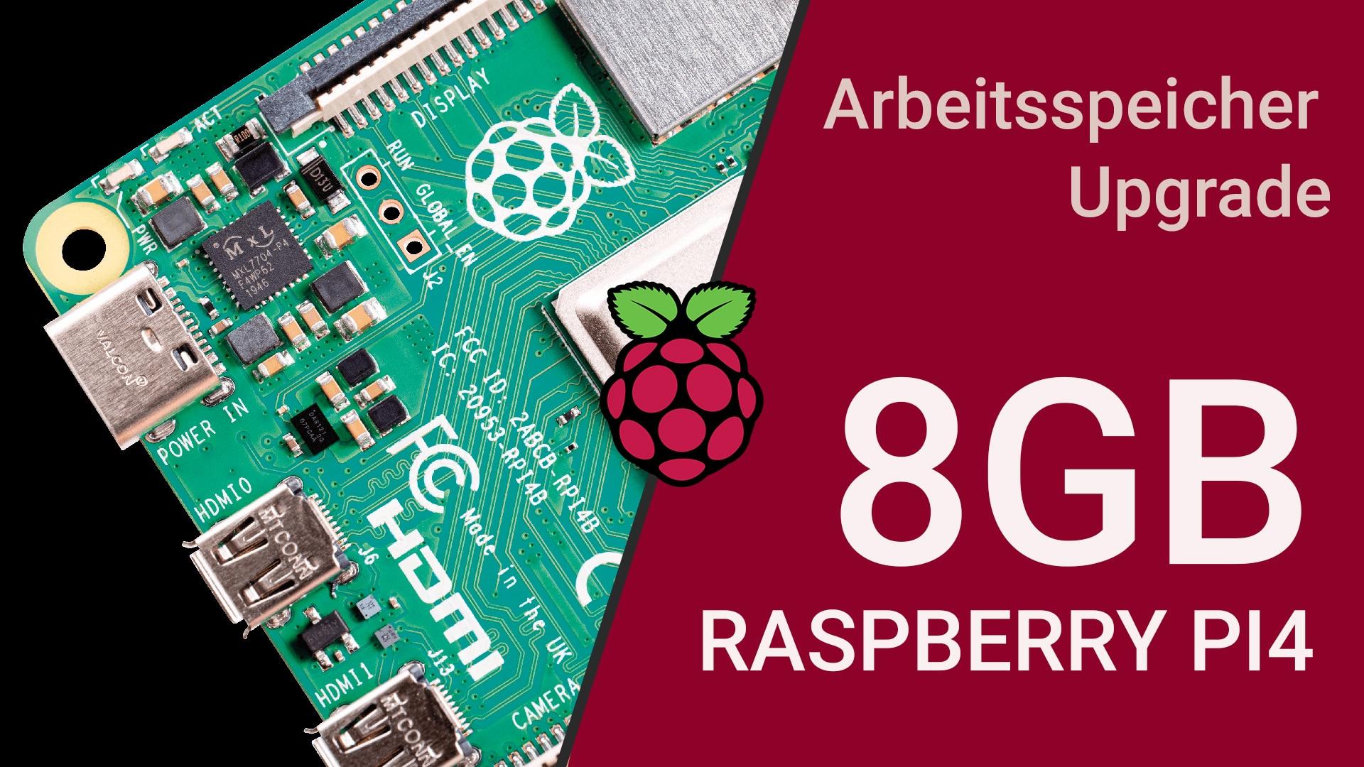Raspberry Pi 4 8GB - digitalewelt.at