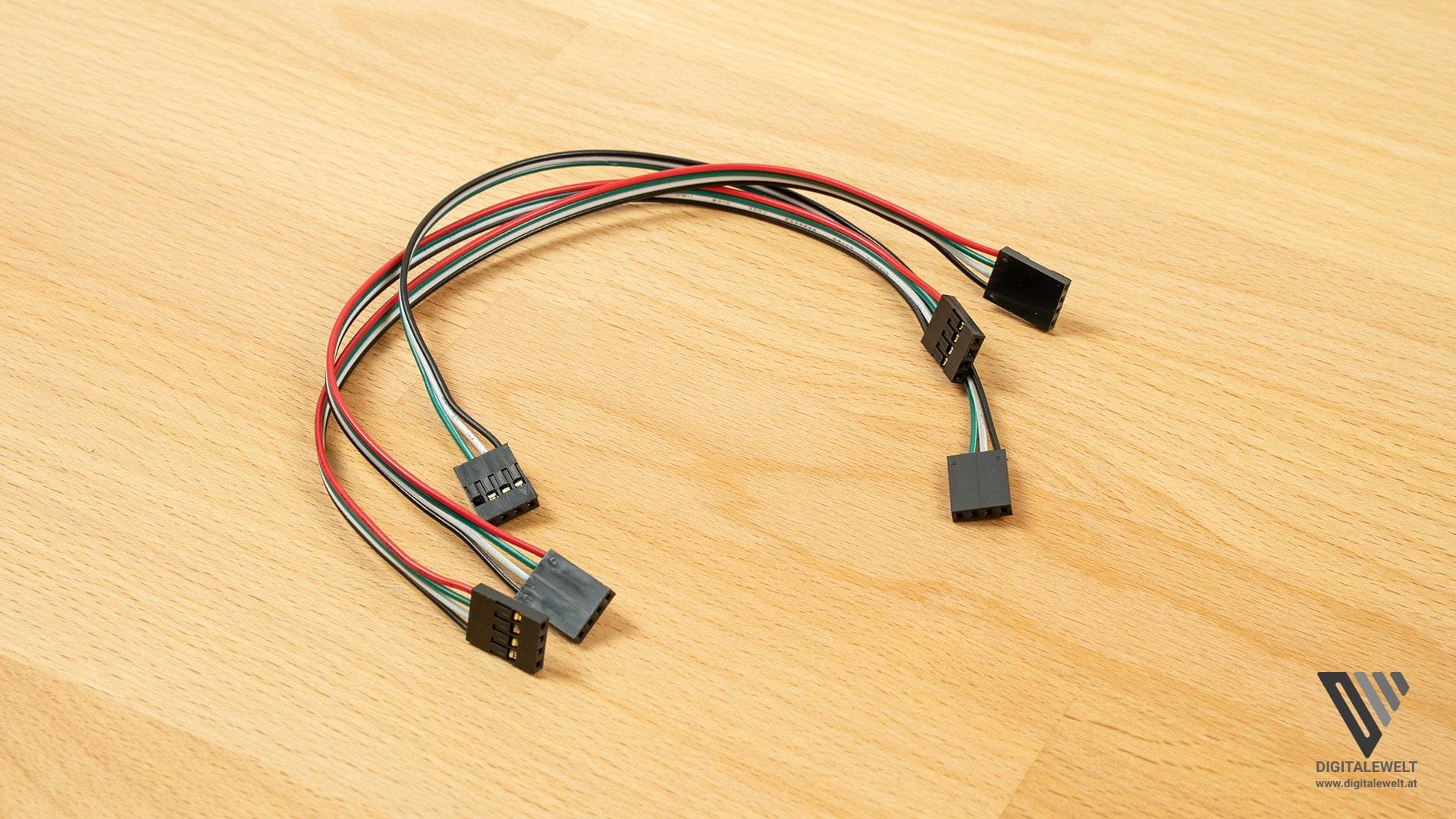 HDFury DIVA Ambilight Kit - Eckverbinder - digitalewelt.at