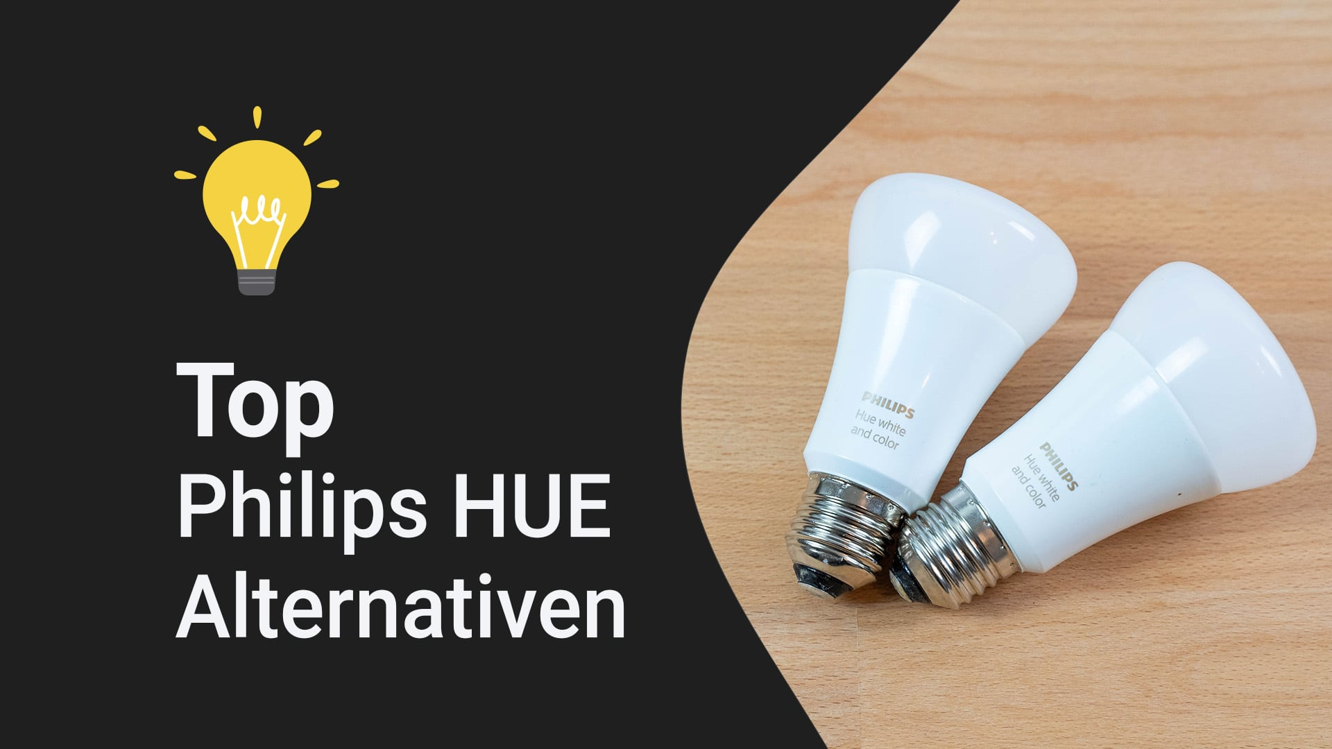 Top Philips HUE Alternativen - digitalewelt.at